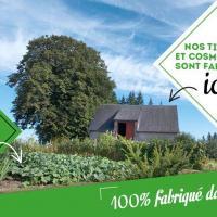 Grange Beauty Garden en Corrèze
