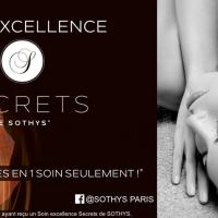 Soin Excellence Prestige Sothys