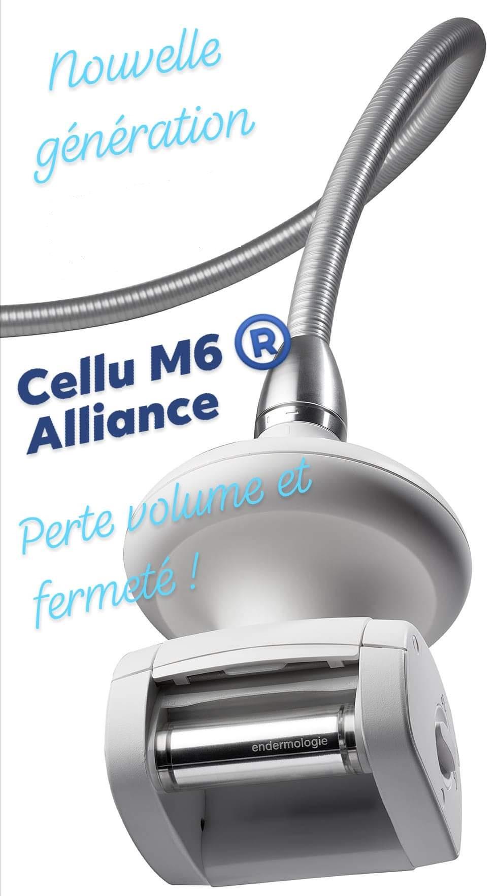 Nouvelle tête de massage Alliance LPG