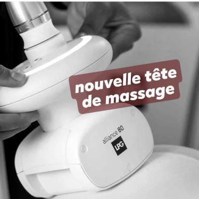Nouvelle tête de massage ! Un bonheur..