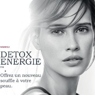 Soin Détox énergie Sothys